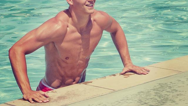 profesionální plavec