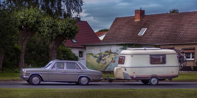 mercedes benz s karavanem